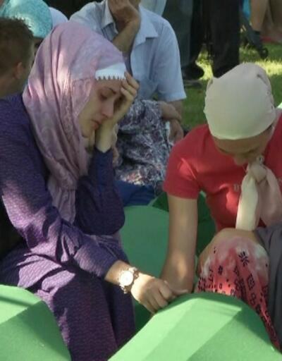 'Srebrenitsa Soykırımı'nın üzerinden 23 yıl geçti