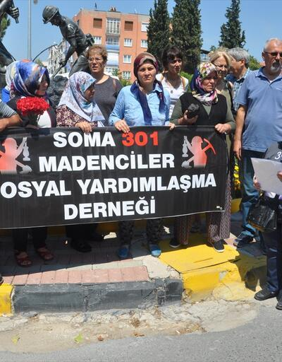 Somalı madenci yakınları Ankara yolunda