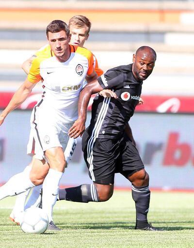 Beşiktaş - Shakhtar Donetsk maç özeti