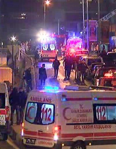 Beşiktaş'taki terör saldırısı sanıkları hakim karşısına çıktı