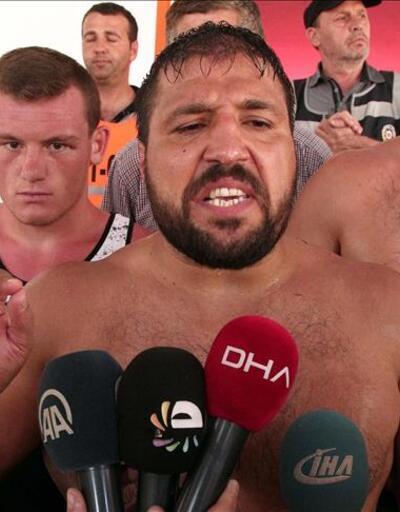 Kırkpınar'da olaylı güreşin galibini video hakem sistemi belirledi