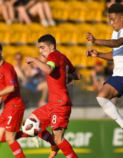 Türkiye 2-3 İngiltere / Maç Özeti