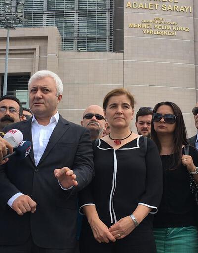 Enis Berberoğlu'nun avukatları davanın durdurulmasını talep etti