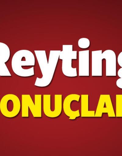 Reyting sonuçları 21 Ekim 2018 Pazar