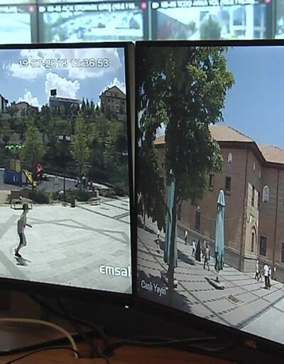 Ankara parklarında kameralı takip dönemi