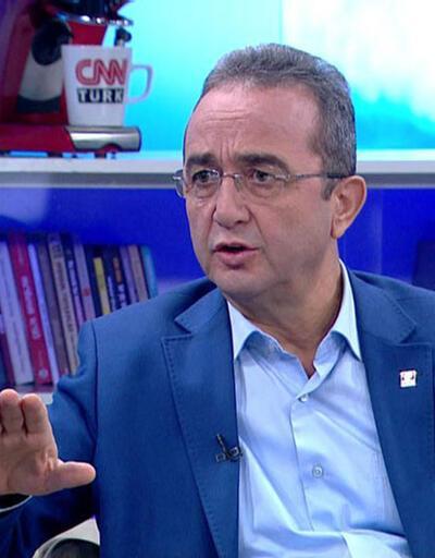 Bülent Tezcan'dan canlı yayında 'imza' açıklaması: Rakamlar gerçek değil