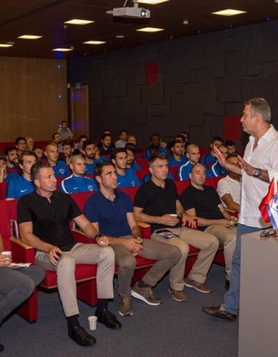 MHK'dan 3 takıma VAR eğitimi