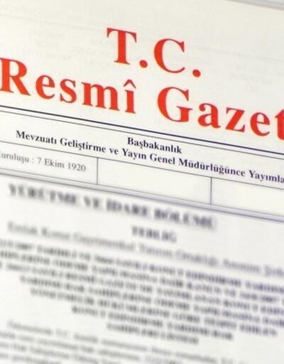 Terörle mücadelede yeni düzenlemeler Resmi Gazete'de yayımlandı