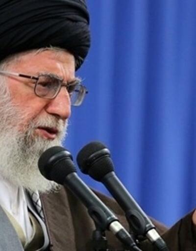 """Hamaney'den """"Hürmüz Boğazı"""" açıklaması"""