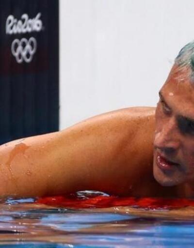 Ünlü yüzücü Ryan Lochte'a dopingten 14 ay men cezası