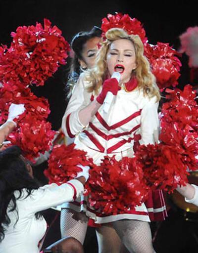 Madonna'ya taciz suçlaması