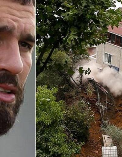 Beyoğlu'nda çöken binayla ilgili flaş gelişme! Arda Turan'dan açıklama geldi