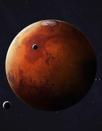 Mars, Dünya'ya en yakın konuma geliyor