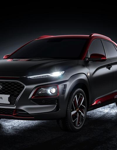 Hyundai Iron Man için araç üretti
