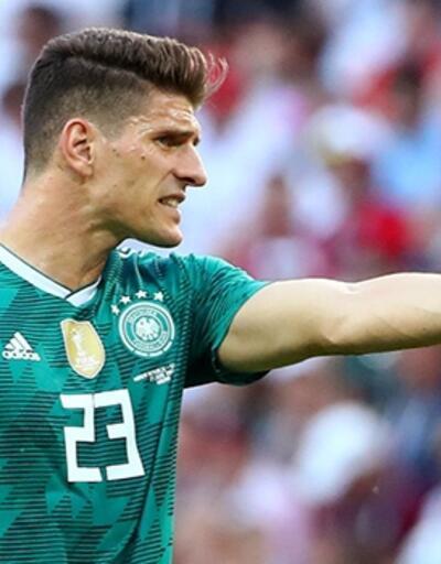 Göztepe Mario Gomez'i transfer etmek istiyor