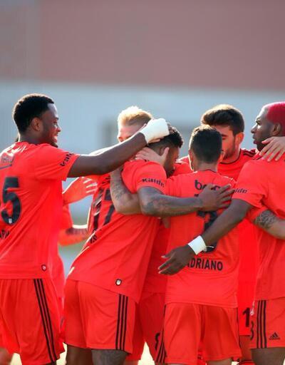 B36 Torshavn 0-2 Beşiktaş / Maç Özeti