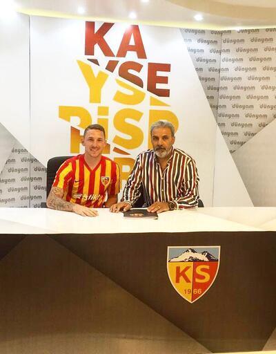 Rotman Kayserispor'da