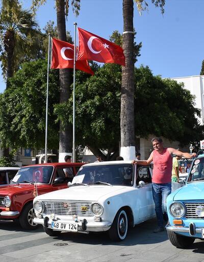 'Hacı Murat' tutkunları Bodrum'da buluştu