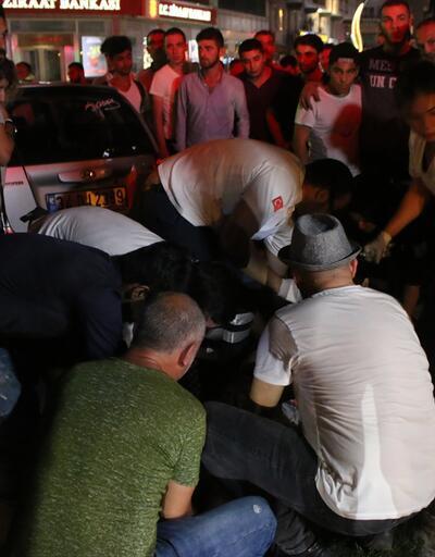 3 araç birbirine girdi, 6 kişi yaralandı