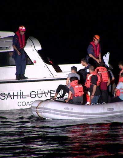 11'i çocuk 45 kişi böyle yakalandı - Göçmenlerin İzinde 2