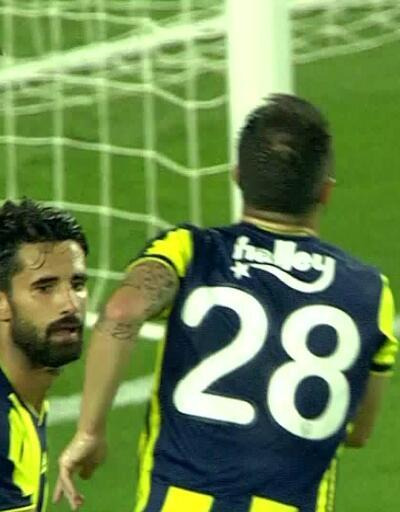 Fenerbahçe 2-1 Cagliari / Geniş Maç Özeti