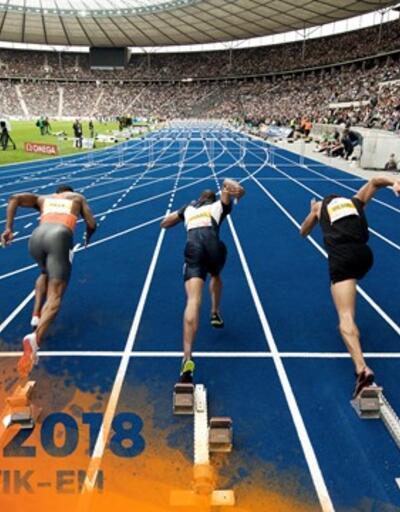 Avrupa Atletizm Şampiyonası'nda en kalabalık ikinci kafile Türkiye'den