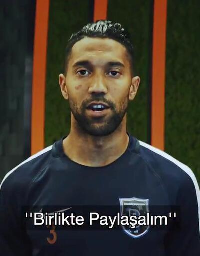Başakşehirli yıldızlardan Türkiye'nin EURO 2024 adaylığına destek