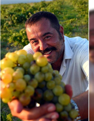 Ata Demirer'den çavuş üzümü sloganı