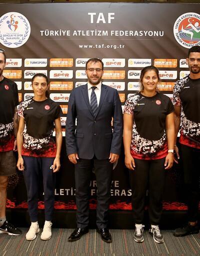 Türkiye Avrupa Atletizm Şampiyonası'na hazır