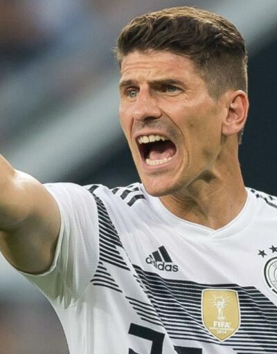Mario Gomez milli takımı bıraktı