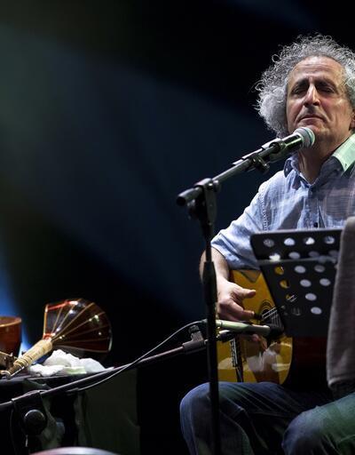 İranlı sanatçı Mohsen Namjoo İstanbul'da konser verdi