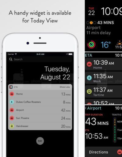 Apple Watch için kullanabileceğiniz en iyi gezi uygulamaları