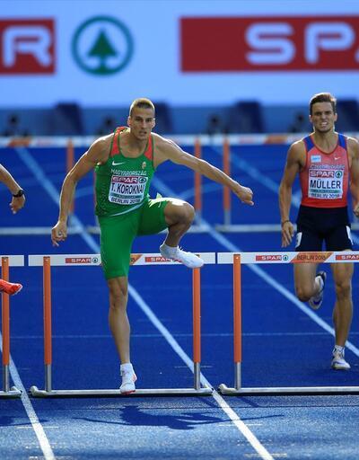 Avrupa Atletizm Şampiyonası'nda 4 dalda yarışan 5 Türk atlet elendi