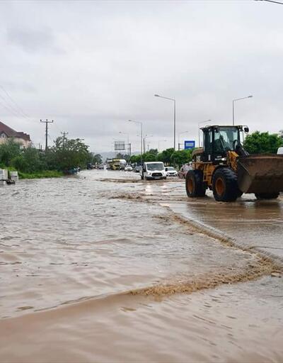 İki ilde şiddetli yağış ve sel uyarısı