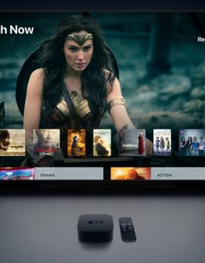 Apple TV 4K Dolby Atmos ile daha güçlü!