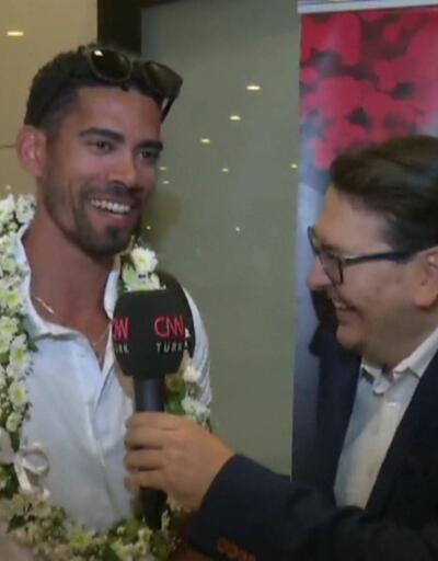 Atletizmin yıldızları CNN TÜRK'e konuştu