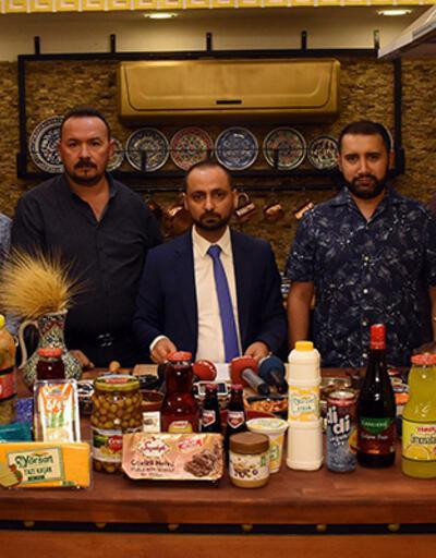 Sivas'ta lokantacılardan ABD mallarına boykot
