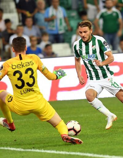 Yusuf Erdoğan kaçırdığı golü anlattı