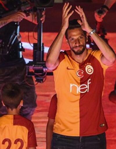 Galatasaray'dan Hakan Balta'ya teşekkür