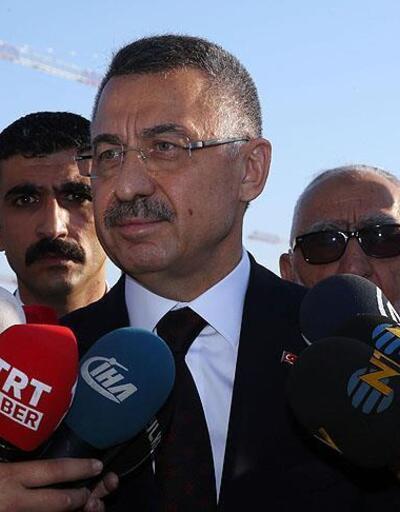 Cumhurbaşkanı Yardımcısı Oktay: Türkiye güvenli liman olmaya devam edecektir