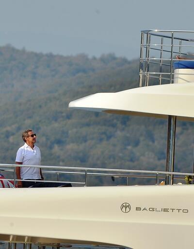 Sarkozy'nin eşi Carla Bruni'nin inadı tuttu