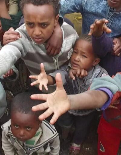 Etiyopya'da insanların yaşam mücadelesi