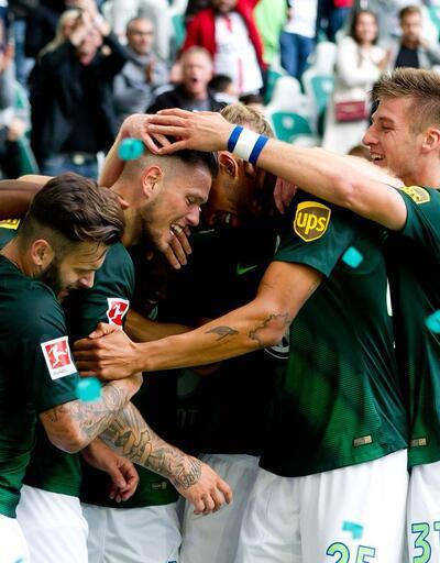 Wolfsburg 2-1 Schalke 04 / Geniş maç özeti