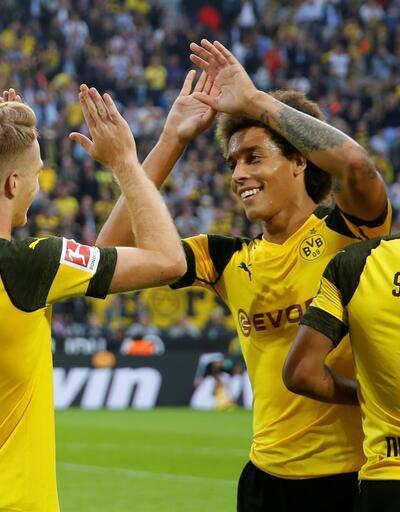 Dortmund 4-1 RB Leipzig | Geniş maç özeti