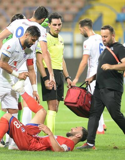 Karabükspor 1-1 Altınordu   Maç sonucu