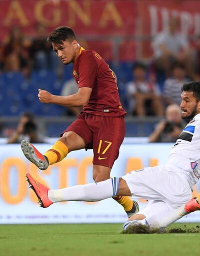 Roma 3-3 Atalanta / Maç özeti