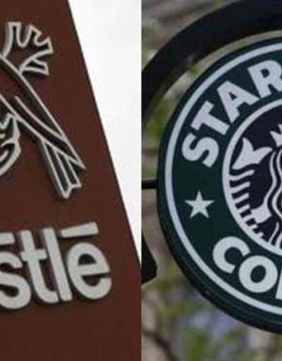 Nestle'nin Starbucks'la yaptığı 7,1 milyar dolarlık anlaşma tamamlandı