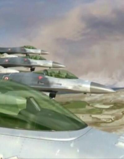 TSK'dan 100 pilota mektup