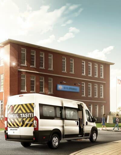 Fiat'ın okul servisi 158 bin TL'den başlıyor