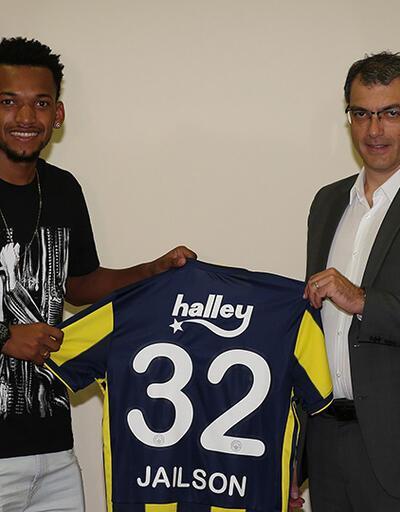 Son dakika Jailson resmen Fenerbahçe'de
